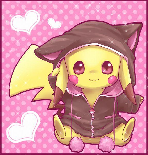 Tags: Anime, Kurone Kotarou, Handymonsters, Pokémon, Pikachu, Pixiv