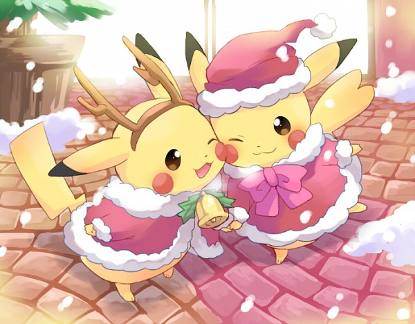 Tags: Anime, Pixiv Id 1183761, Pokémon, Pikachu, Cheeks Together, Pixiv, Fanart From Pixiv, Fanart