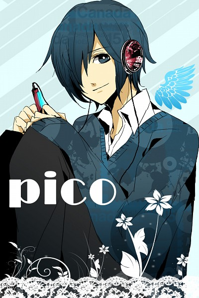 Tags: Anime, Youichi (Bread1104), Piko, Fanart, Nico Nico Douga, Nico Nico Singer, Mobile Wallpaper, Pixiv