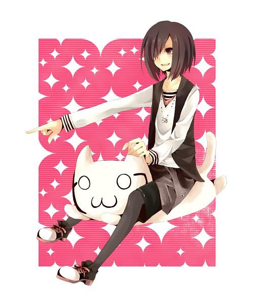 Tags: Anime, Piko, Pikochu, Nyaahan, Nico Nico Douga, Nico Nico Singer