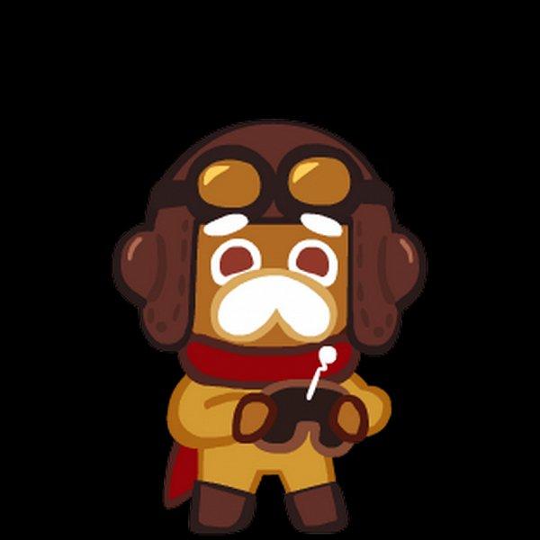 Pilot Cookie - Cookie Run: OvenBreak