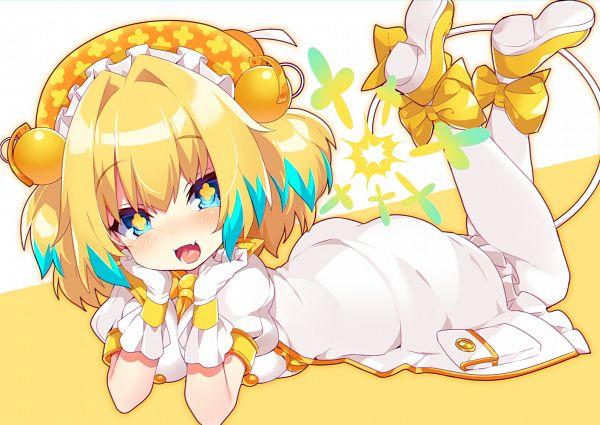 Tags: Anime, Kinoshita Sasami, Bombergirl, Pine (Bombergirl), Pixiv, Fanart, Fanart From Pixiv