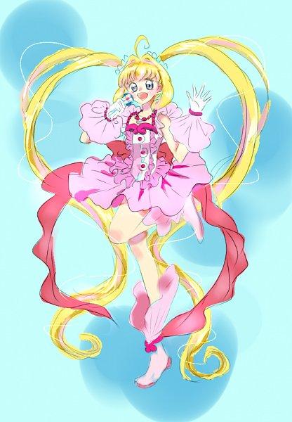 Tags: Anime, Pixiv Id 30459934, Mermaid Melody Pichi Pichi Pitch, Pink Pearl Voice, Nanami Lucia, Fanart, Fanart From Pixiv, Pixiv