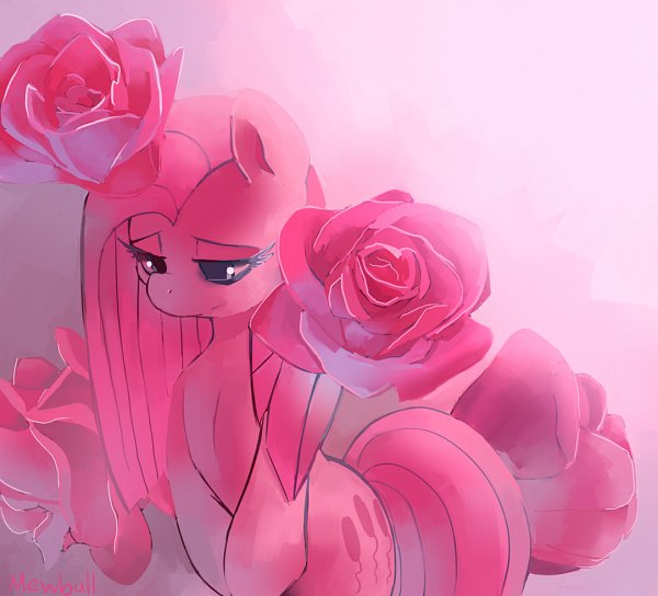 Tags: Anime, Mewball, My Little Pony, Pinkamena Diane Pie, Pinkie Pie