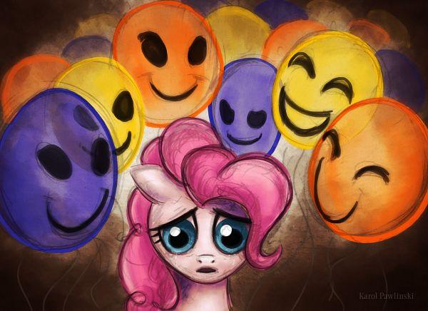 Tags: Anime, KP-ShadowSquirrel, My Little Pony, Pinkie Pie, deviantART, Fanart, Fanart From DeviantART