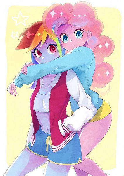 Pinkiedash - My Little Pony