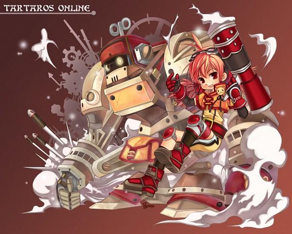 Tags: Anime, Renian, Tartaros Online, Pinko, Wallpaper, Fanart, Pixiv