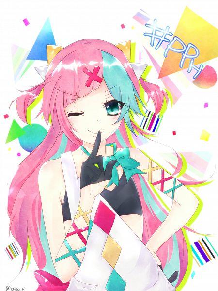 Tags: Anime, Pixiv Id 2662224, Pinky Pop Hepburn Official, Pinky Pop Hepburn