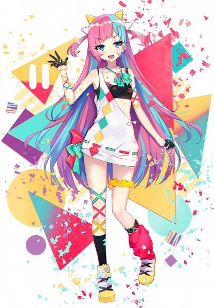 Tags: Anime, Pixiv Id 3605920, Pinky Pop Hepburn Official, Pinky Pop Hepburn