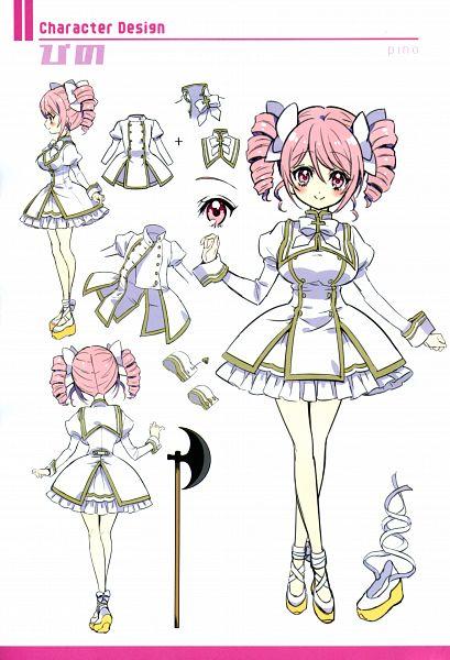 Pino (Jashin-chan Dropkick) - Jashin-chan Dropkick