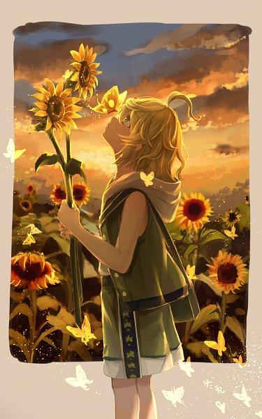 Tags: Anime, Nomiqi, SINoALICE, Pinocchio (SINoALICE), Butterfly on Nose, Fanart, Fanart From Pixiv, Pixiv