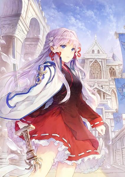 Pintail Sword Girls Zerochan Anime Image Board