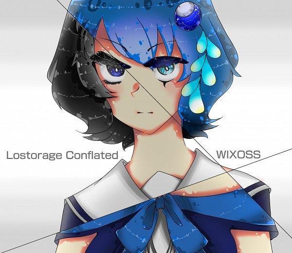 Tags: Anime, Lostorage conflated WIXOSS, Piruluk (Selector Infected WIXOSS), Mizushima Kiyoi