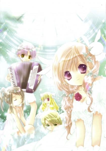 Tags: Anime, Koge-Donbo*, Pita Ten, Misha, Kotarou Higuchi, Uematsu Koboshi, Shia, Ayanokoji Takashi, Mobile Wallpaper