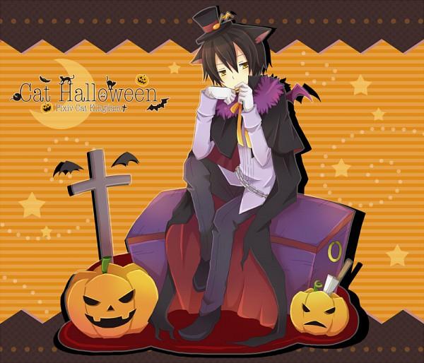 Tags: Anime, Pixiv Cat Kingdom, Pixiv