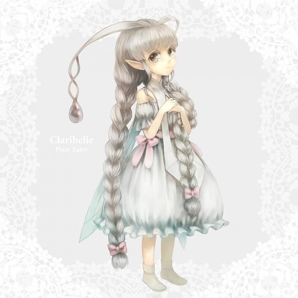 Tags: Anime, Riinu (ir-n), Claribelle, Pixiv Fairy, Pixiv Fairy Ikusei Kikaku, Pixiv