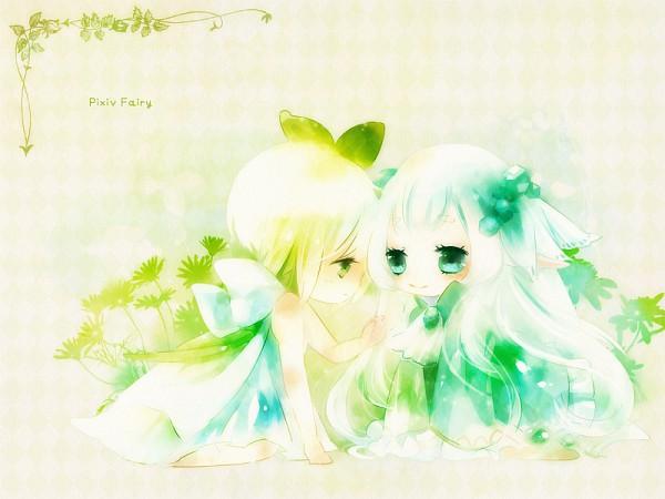 Pixiv Fairy Ikusei Kikaku - Pixiv Fairy