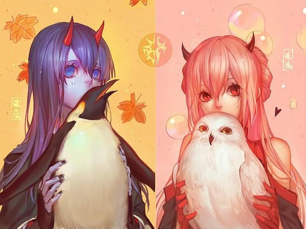 Tags: Anime, .Axis., Wataru Arashi, Ruri Unsou, Pixiv Fantasia, Pixiv Fantasia: Fallen Kings, Pixiv