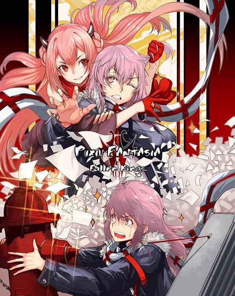 Tags: Anime, Realmbw, Ruri Unsou, Pixiv Fantasia: Fallen Kings, Pixiv, Pixiv Fantasia
