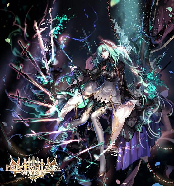 Tags: Anime, Kabi (Kb), Pixiv, Pixiv Fantasia, Pixiv Fantasia: Fallen Kings