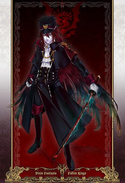 Tags: Anime, Pixiv Id 3645796, Pixiv Fantasia: Fallen Kings, Pixiv, Original, Mobile Wallpaper