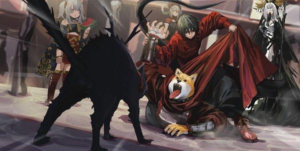 Tags: Anime, Zhouran, Cheng Shou, Pixiv, Pixiv Fantasia, Pixiv Fantasia: Last Saga, Pixiv Fantasia Series