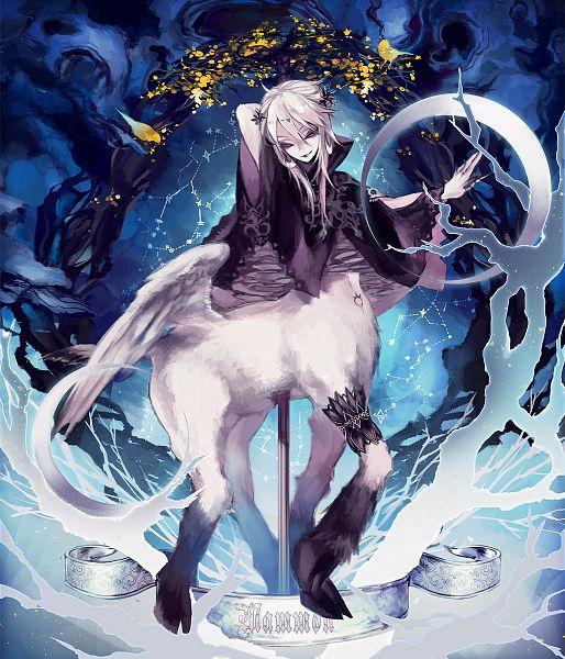 Tags: Anime, Satsuyu Ito, Centaur, Pixiv Fantasia: New World, Pixiv