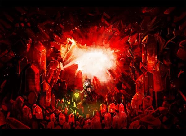 Tags: Anime, Pixiv Id 137107, Crossbow, Pixiv Fantasia, Pixiv Fantasia: New World, Pixiv
