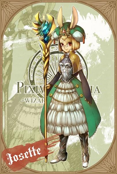 Tags: Anime, Pixiv Id 203656, Pixiv Fantasia, Pixiv Fantasia: Wizard and Knight, Pixiv, Original, Wizard Side