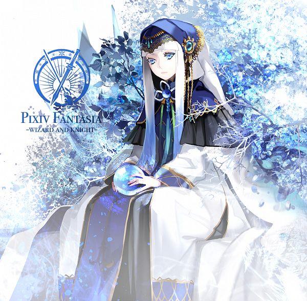 Pixiv Fantasia: Wizard and Knight - Pixiv Fantasia Series
