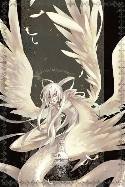 Tags: Anime, Azuma Yuuki (Pixiv120419), Lamia, Pixiv Fantasia, Mobile Wallpaper, Pixiv