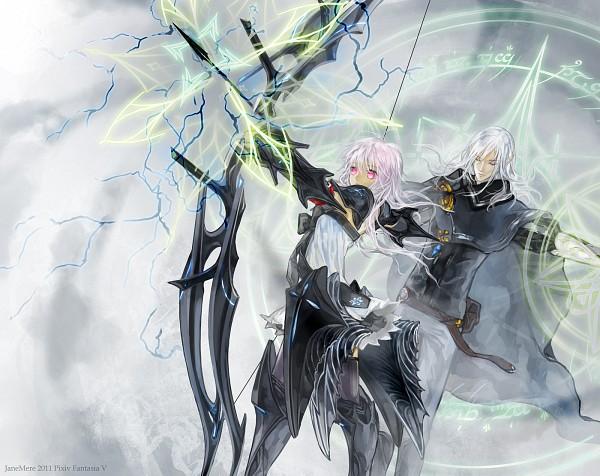 Tags: Anime, Janemere, Focuslight, Centaur, Ithil, Pixiv, Pixiv Fantasia