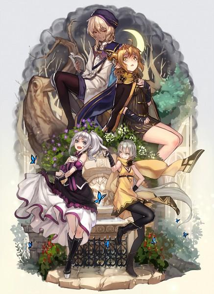 Pixiv Fantasia: New World - Pixiv Fantasia Series - Image