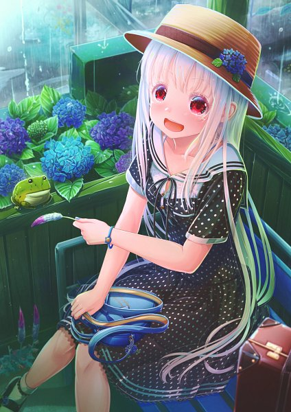 Tags: Anime, Pixiv Id 11165624, Spotted Dress, Pixiv, Original, TOP OF MOE 2020