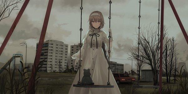 Tags: Anime, Pixiv Id 12818930, Swing, Pixiv, Original