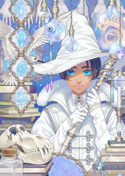 Tags: Anime, Pixiv Id 13988756, Spider, Eyeball, Pixiv, Original