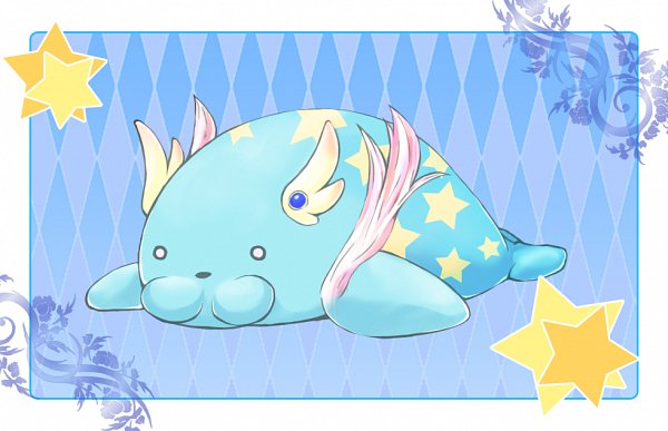 Tags: Anime, Pixiv Id 1441303, Walrus, No Body, Original, Facebook Cover, Pixiv