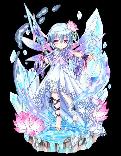 Tags: Anime, Pixiv Id 156470, Original, MerSto Iracon New Design, Merc Storia 1st Anniversary Illustration Contest