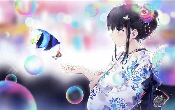 Tags: Anime, Pixiv Id 17971323, Pixiv, Original