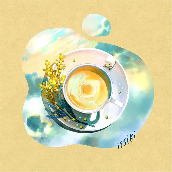 Tags: Anime, Pixiv Id 22824579, Mimosa (Flower), Original, Pixiv
