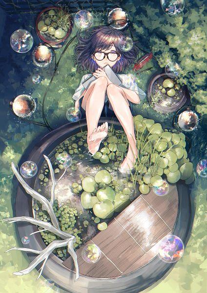 Tags: Anime, Pixiv Id 2375755, Lake, Original