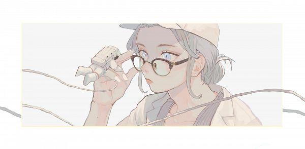 Tags: Anime, Pixiv Id 23785754, Space Suit, Pixiv