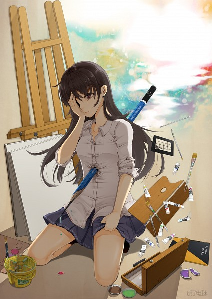 Tags: Anime, Pixiv Id 239674, Pixiv, Original, Mobile Wallpaper