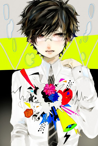 Tags: Anime, Pixiv Id 3151396, Spiral (Effect), Lightning Bolt (Symbol), Heartbeat, Explosion, Pixiv, Original, Mobile Wallpaper