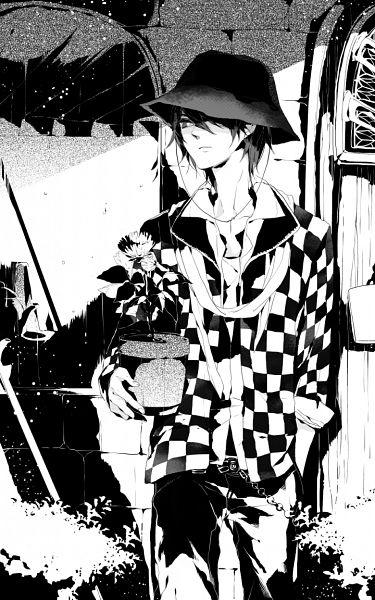 Tags: Anime, Pixiv Id 3323811, Pixiv, Original, Sketch