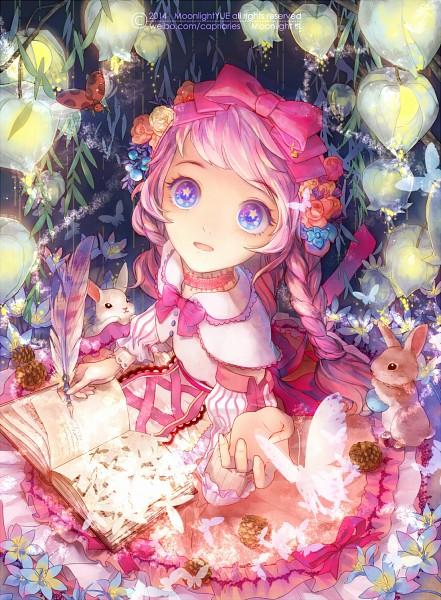 Tags: Anime, Pixiv Id 3400554, Writing, Ladybug, Pixiv, Original
