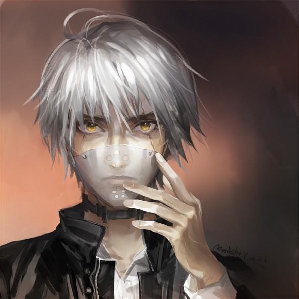 Tags: Anime, Pixiv Id 3400554, Tokyo Ghoul (Parody), Pixiv, Original