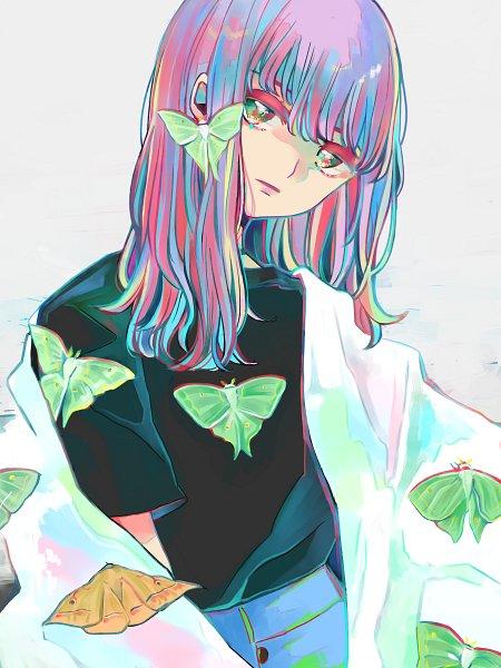 Tags: Anime, Pixiv Id 3567779, Moth, Original, Pixiv