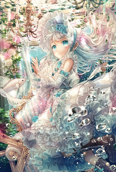 Tags: Anime, Pixiv Id 4422621, Candelabrum, Pixiv, Original