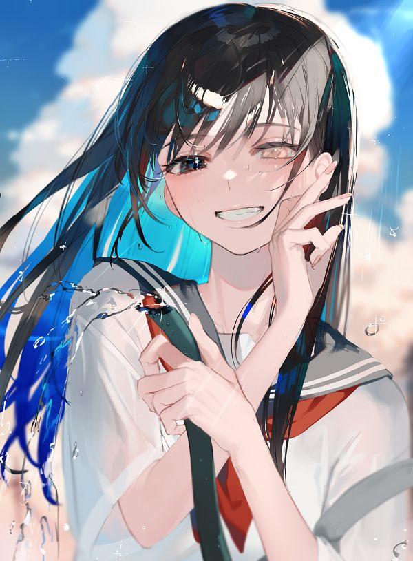 Tags: Anime, Pixiv Id 5588940, Pixiv, Original